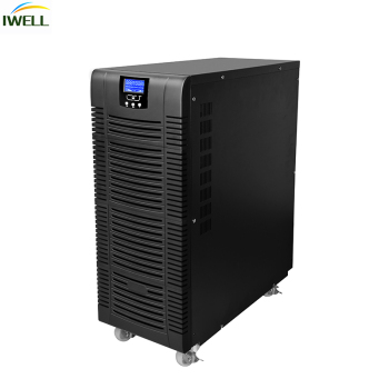 12Kw 3/1 Phase Out Online High Frequency 15Kva UPS for Biogas