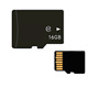 Original High Speed Memory Card 4GB 8GB 16GB Micro SD Card with SD Card Adapter