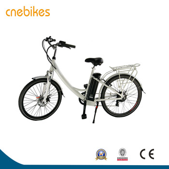 Best cheap rechargeable li ion battery hub motor city electric bike for sale