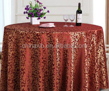 Restaurant Hotel Table Cloth / Living Room Coffee Table Square Tablecloths  / Tablecloth Round Tablecloths Round