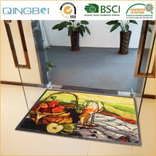 Logo Nylon / Polyamide Rubber Mat With Custom Logo