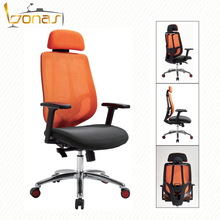 new designs high back ergonomic computer chair mesh office chair cheap back parts