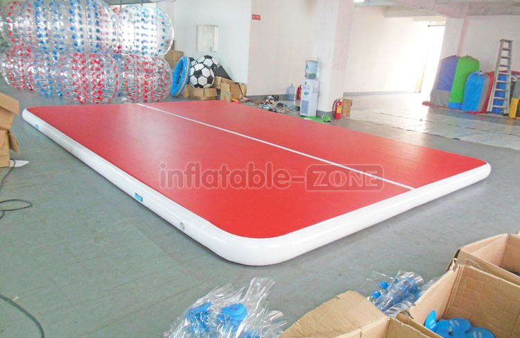 Inflatable tumble mats/inflatable air mats/inflatable gymnastics air floor