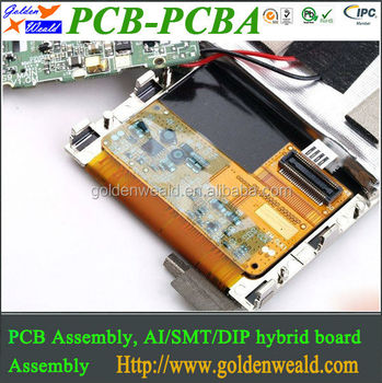 PCBA Assembly with ENIG for LED Products prototype pcb assembly electronic pcba