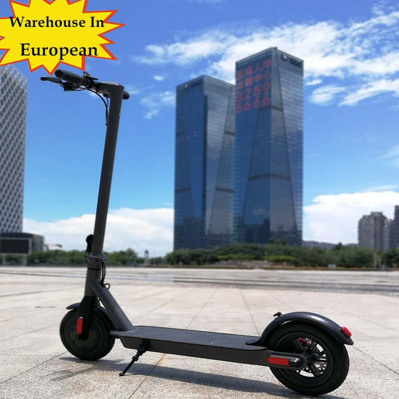 Factory directly price 8.5inch Solid Electro Scooter Self Balancing Two Wheel Electric Scooter for Adults