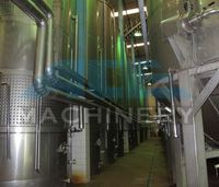 Hot Spilot Plant Bioreactor Systems Lab Chemical Reactor Fermentor 500L Wine Stainless Steel Fermenter