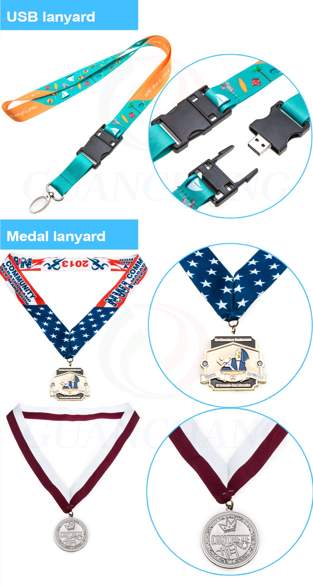 Quality cheap ribbons for military medals custom wholesale