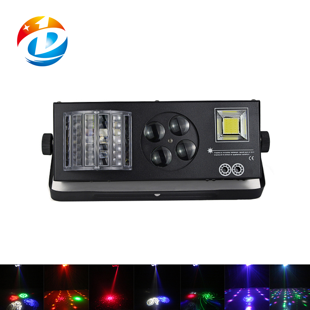 Commercial Lighting Fast Shipping 1000w Led Rgb Dj Strobe Light Professional Atomic 3000 Led Strobe Lighting 800pcs Leds Strobe Speed Adjustable Stage Lighting Effect