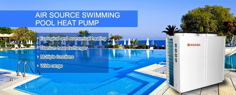 Air to water swimming pool and spa heat pump water - How to warm up swimming pool water ...