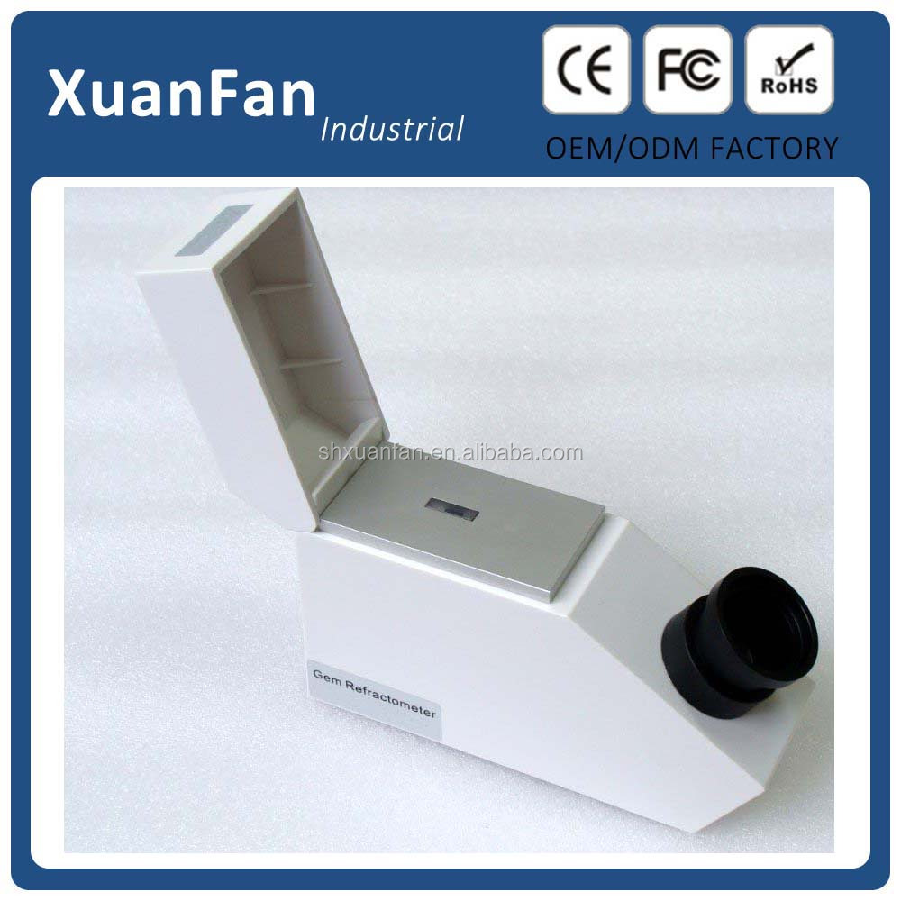XF-GR002 High Quality Diamond Refractometer Gems Refractometer