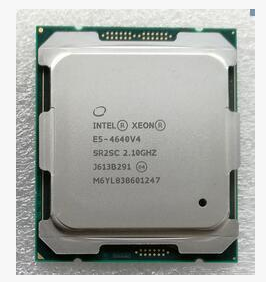 Original Processor Intel Xeon E5-4640V4 2.10 GHz 12C/24T Server CPU