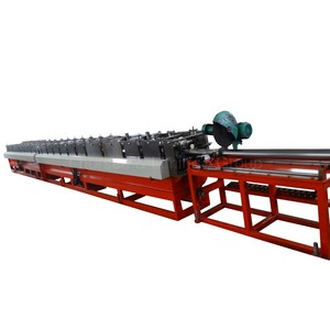 hot sales global water cold steel plant pipe roll forming making machine