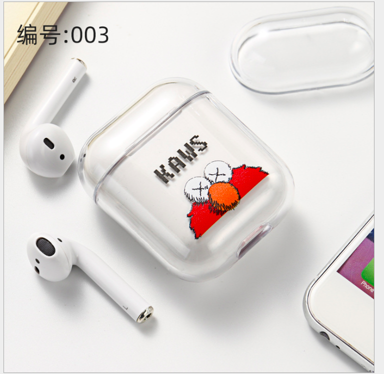 OEM Design Clear PC Hard <strong>Case</strong> for AirPods 2