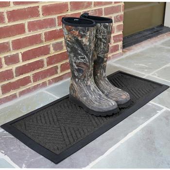 Mudroom Multi Purpose Embossed Waterhog Rugs Carpets Boot Mats Buy