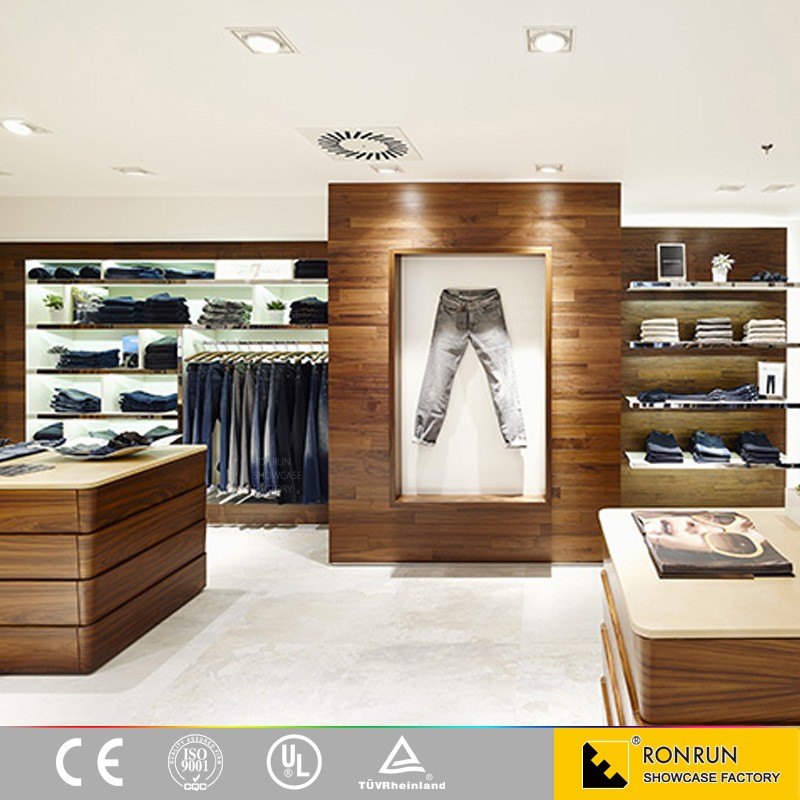 Modern Shop Furniture Garment Display Rack For Retail Garment Shop Interior Design Buy Shop