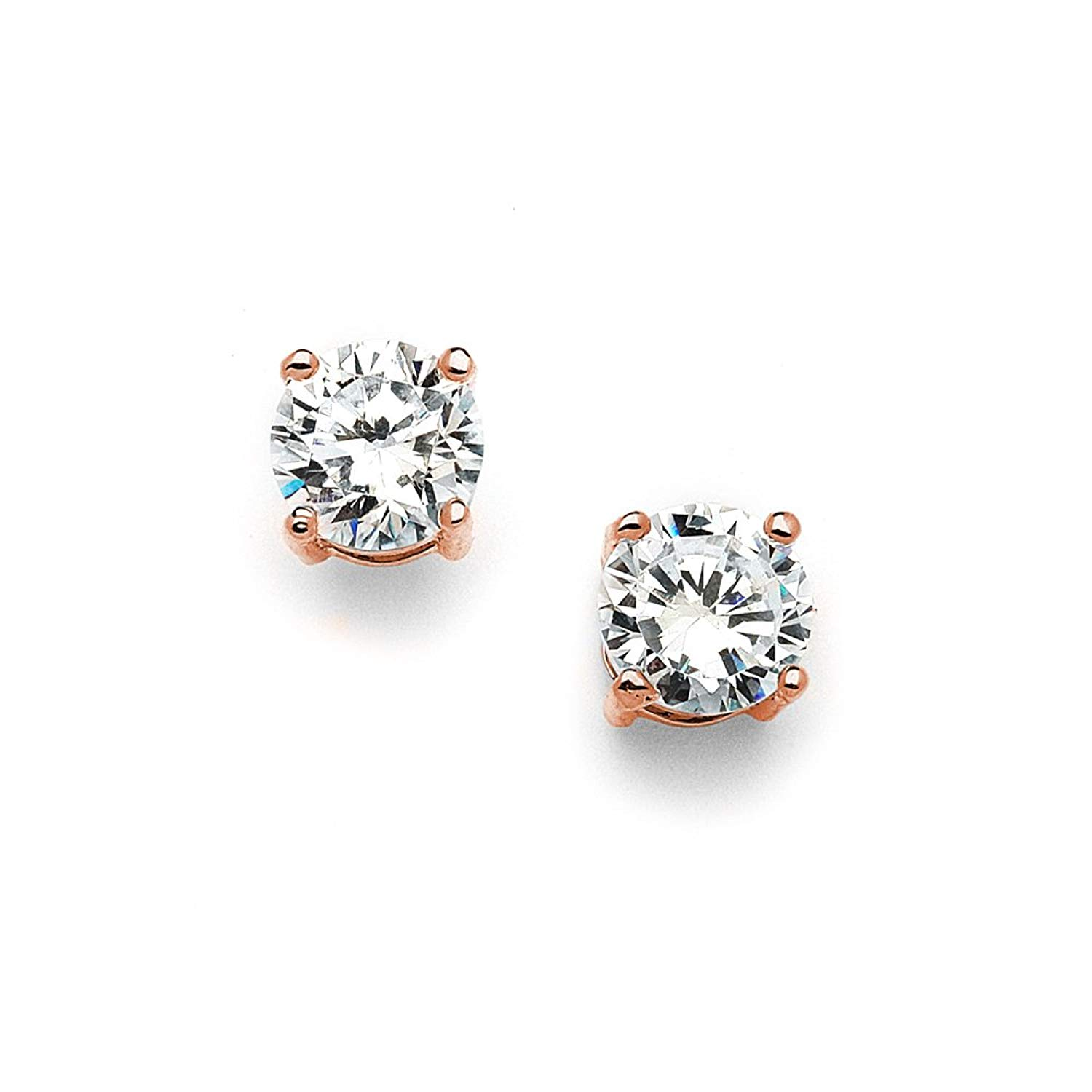 Best Cz Diamond Stud Earrings ✓ Diamond Paradise