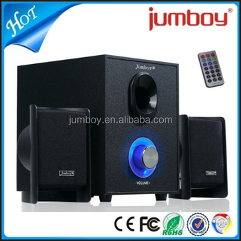 Cheap Ac 200v And Dc 12v 2.1 Bluetooth Active Speaker 40w