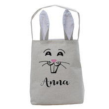 Wholesale Easter Bunny Burlap Bags Suppliers Manufacturers Alibaba