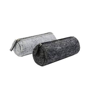 China Wholesale Stationary Kids Promotion Cheap Roll Custom Felt Pen BagSchool Pencil Case