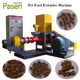 Floating/Sinking Fish Feed Processing Line/Production Line/Making Line including Grinder, Mixer, Extruder, Dryer, Oil Sprayer, C