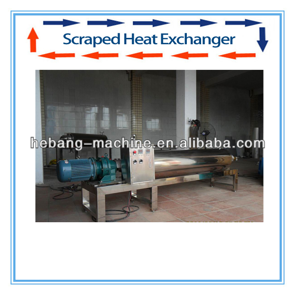 OEM SSHE heat exchanger condenser and evaporator