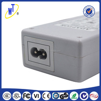 High quality universal adapter 18v3a power adapter with CE GS FCC RoHS for cctv camera