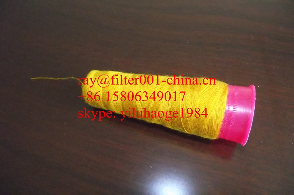 High Temperature Resistance 100% Polyimide Filament Yarn Made in China