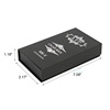 custom inserts print packaging paper cigarette box