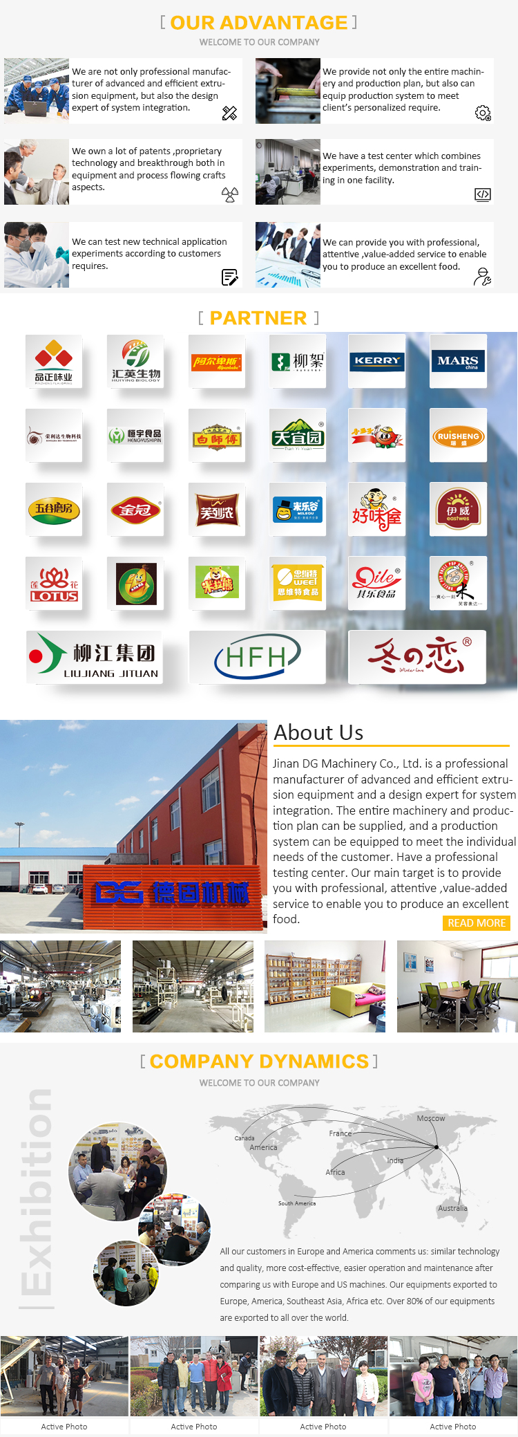 China Supplier Jinan Natural Ground Artificial Fortified Rice Process Equipment Manufacturer Making Machine