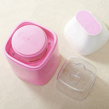 GIOCOSO New Design Yogurt Maker, Mixed with Milk, Safe For Kids Without Electricity