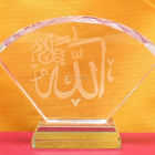 3D Laser Engraving Crystal Holy Quran MH-L395