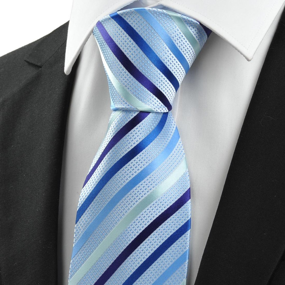 Express yourself with stylish neckties. Think back to when you learned to tie a necktie. It wasn't easy at first—and probably took you several tries to perfect the art, right? But eventually you found your way and possibly came up with your own tips and tricks.