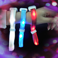 for party, wedding, meeting, concert, event remote control led wristband/led wristband/led bracelet