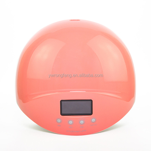 Led Uv Gel Polish With Lcd Lamp Mini Sensor 50w And Nail Display Gels Lop Light For fY76ybg