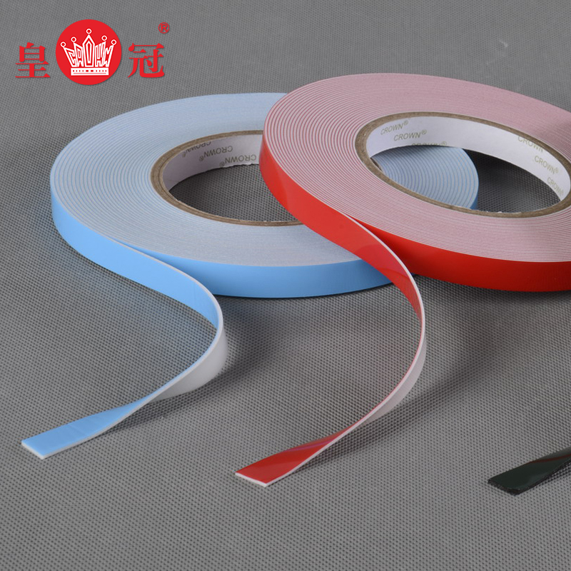 New high Sealed from moisture kiss cut adhesive foam tape