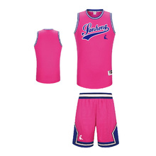 SANHENG Männer Basketball Jersey Sets Uniformen Kits Sport Kleidung Print Nummer 23 Jugend Training Trikots Shorts Sets