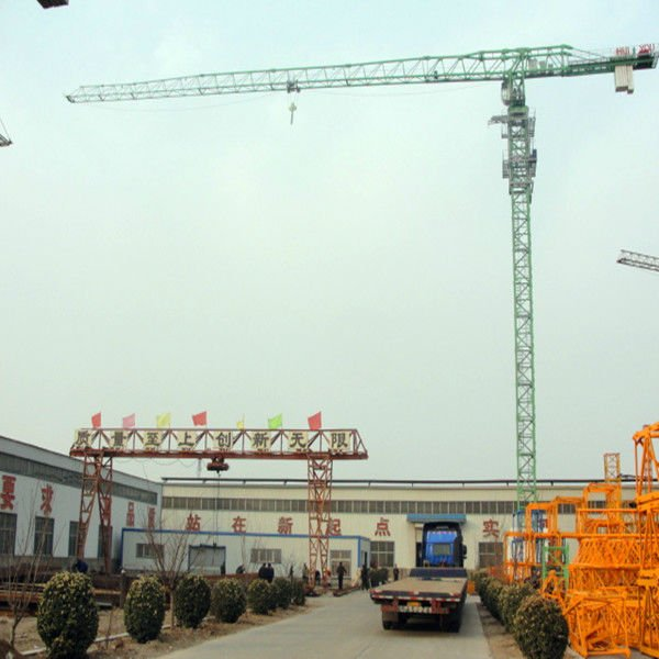 QTZ250(7030)(7032) 12t 16t CE&ISO big topkit tower crane is used for saling of HYCM in China