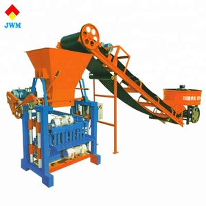 2018 new products construction tools block making machine price in jamaica