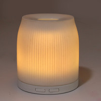 Mini USB electric essential oil aroma diffuser with LED light GH2108