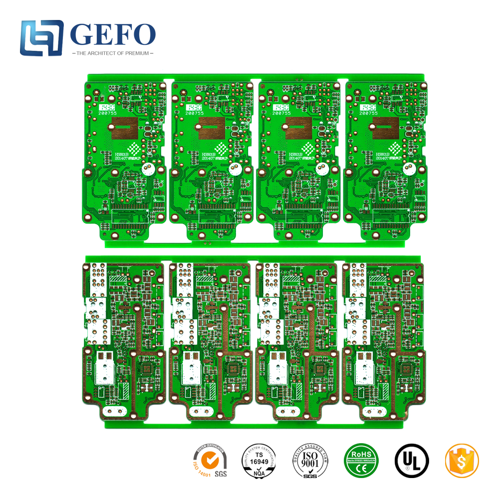 China Rigid Printed Circuit Boards Fpc Pca Pcb Led Board Wholesale Suppliers Alibaba