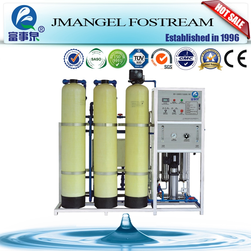 Professional Hydecanme membrane desalting water machine