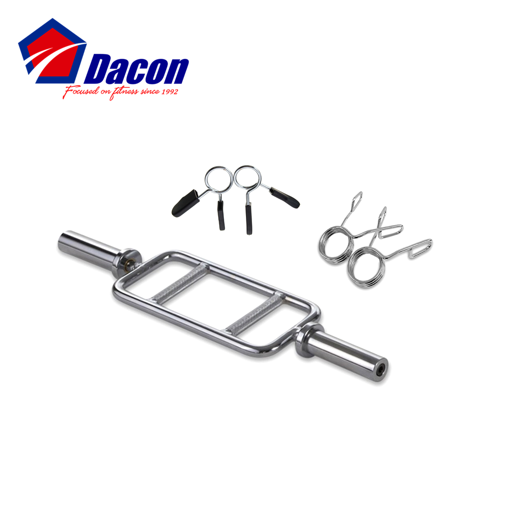 Dacon Standard tricep bar with spring collars