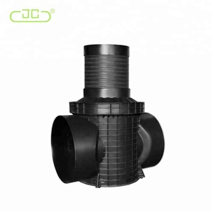 Factory Direct Sale Plastic Underground Inspection Chamber Inspection Well