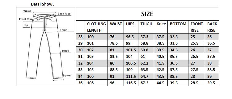 चीन OEM जींस फैक्टरी थोक अच्छी अमेरिकी जीन्स पुरुषों की डेनिम पैंट फैशन आकस्मिक पतलून