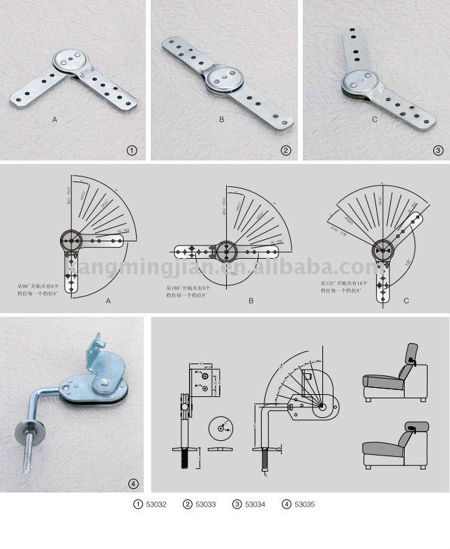 Furniture Hardware Ings Sofa Hinge Decorative Outdoor Hinges Bed Product On Alibaba