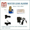 automatic stop water leak alarm for security alarm system with voice recording
