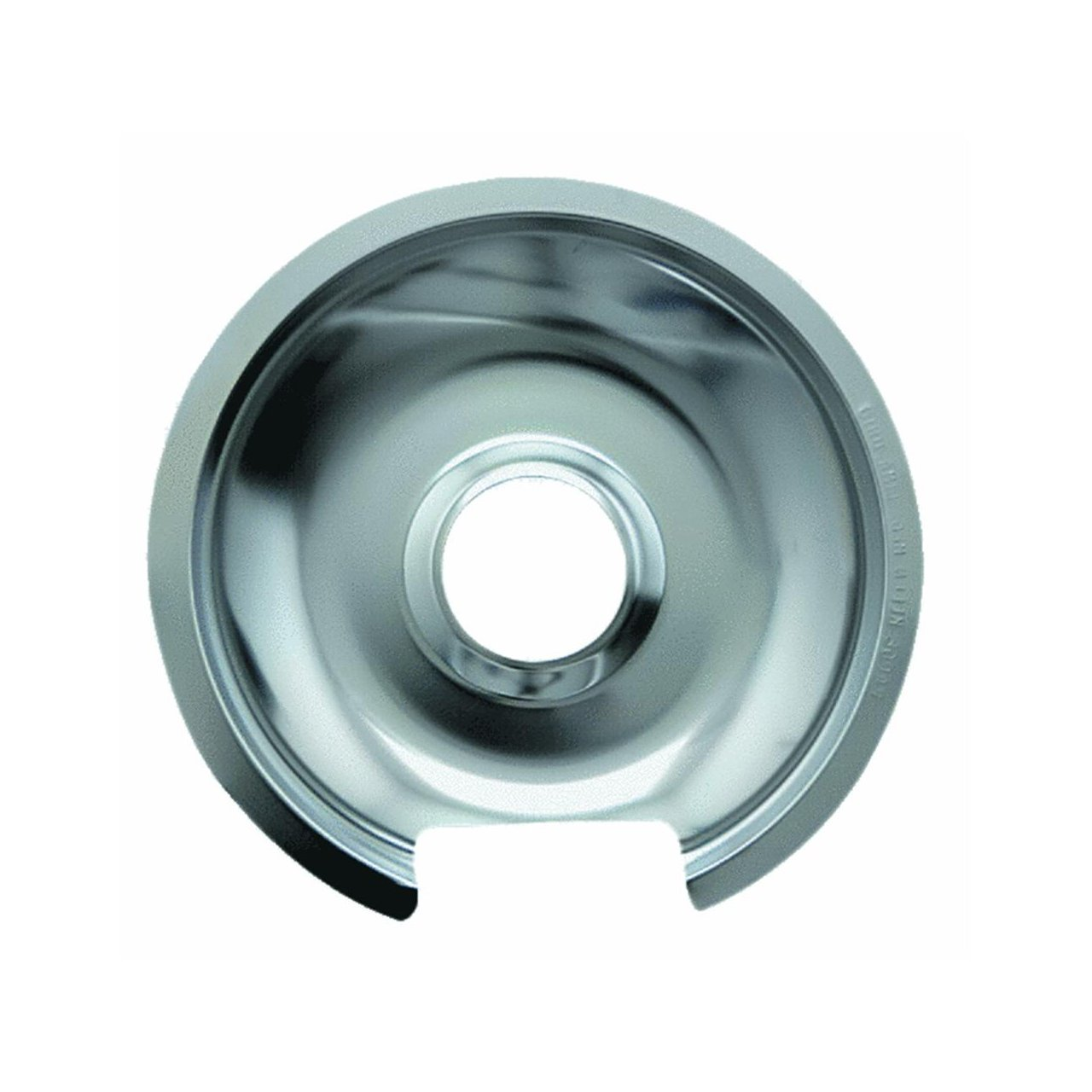 Range Kleen Chrome GE, Hotpoint, & Kenmore Reflector Drip Pan - 1 Each
