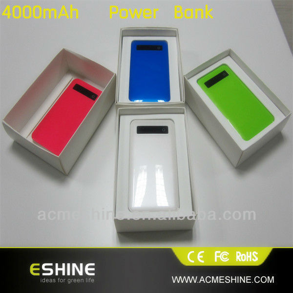 power bank 2500mAh solar/sun solar power,mobile solar charger