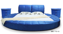 New fresh king size blue round bed on promotion B21