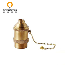 Popular New Designed E27 Threaded Decorative Lamp Holder